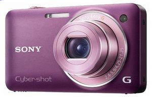 Sony Cybershot DSC-WX 5 Digitalkamera (Foto: Sony)