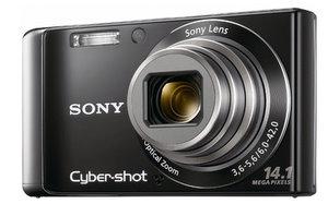 Sony Cybershot DSCW370 Digitalkamera (Foto: Sony)