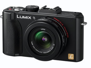 Panasonic Lumix DMC-LX5 Digitalkamera (Foto: Panasonic)