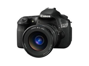 Canon EOS 60D D-SLR Spiegelreflex Digitalkamera Foto: Canon
