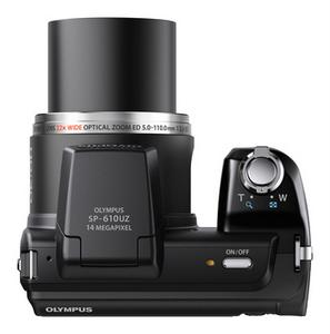 Olympus SP-610UZ Digitalkamera foto olympus