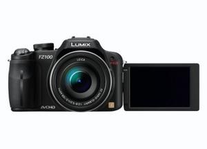 Panasonic Lumix DMC-FZ100 Digitalkamera foto panasonic