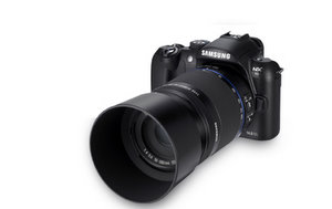 Samsung NX10 System Digitalkamera foto samsung