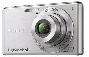 Sony Cybershot DSC W530G Digitalkamera foto sony
