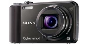 Sony Cybershot H70B Digitalkamera foto sony
