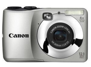Kompromiss: Canon Powershot A1200 Digitalkamera
