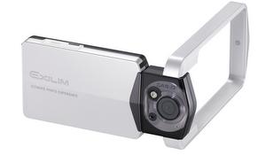 Casio Exilim EX-TR100 Digitalkamera foto casio