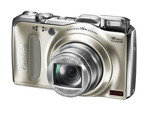 Fujifilm F550 EXR Digitalkamera foto fujifilm
