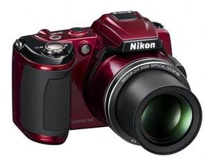 Nikon Coolpix L120 Digitalkamera foto nikon