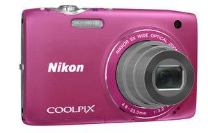 Nikon S3100 Digitalkamera foto nikon