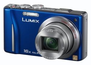Im Test: Panasonic Lumix DMC-TZ22 Digitalkamera