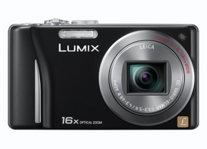 Geduldig: Panasonic Lumix DMC-TZ18 Digitalkamera