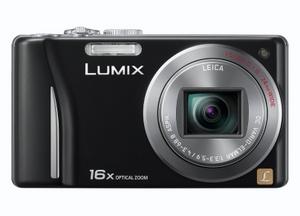 Panasonic Lumix TMC-TZ18EG Digitalkamera foto panasonic