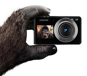 Samsung PL100 Digitalkamera foto samsung