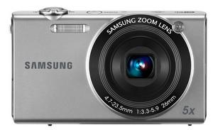 Ferngesteuert: Samsung SH100 Digitalkamera