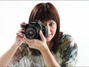 Dreh-Monitor: Canon EOS 600D D-SLR Digitalkamera