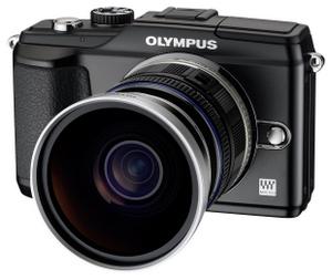 Olympus E-PL2 System Digitalkamera foto olympus