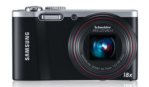 Flexibel: Samsung WB700 Digitalkamera