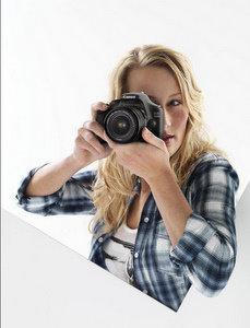 Besser: Canon EOS 1100 D-SRL Digitalkamera