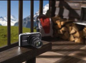 Canon PowerShot SX230 HS digitalkamera foto canon