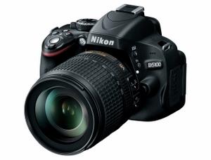 Exzellente 16 Megapixel: Nikon D5100 D-SLR Digitalkamera