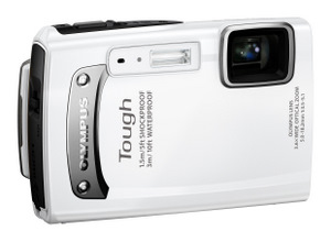 Neu: Olympus mju Tough TG-310 Digitalkamera