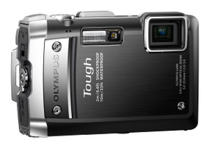 Mit Kompass: Olympus mju tough TG-810 wasserfeste Digitalkamera