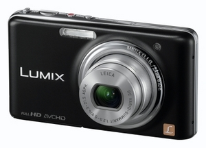 Panasonic Lumix DMC FX77 Digitalkamera foto panasonic