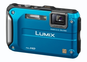 Panasonic Lumix Tough DMC-FT3EG wasserfeste Digitalkamera foto panasonic