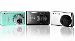 Pentax Optio S1 Digitalkamera foto pentax
