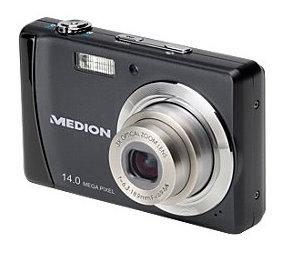 35 mm: Medion Life P43008 Digitalkamera