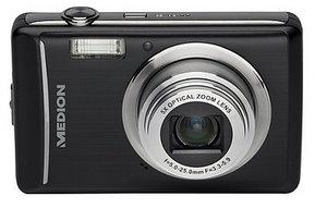 Gute Details: Medion Life P43005 Digitalkamera