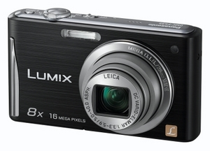 Panasonic Lumix DMC-FS35 Digitalkamera foto panasonic