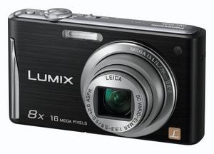 Für die Reise: Panasonic Lumix DMC-FS35 Digitalkamera