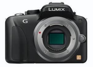 Für Schnell- und Schnappschüsse: Panasonic Lumix DMC-G3EG System Digitalkamera