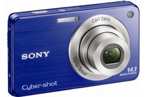 Sony DSC-W560 Digitalkamera foto sony
