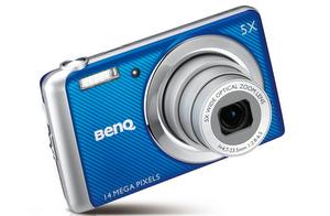 Gut für Einsteiger: BenQ E1480 Digitalkamera