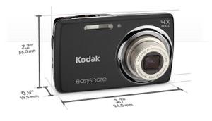 Kodak Easyshare M532 Digitalkamera foto kodak