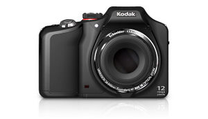 Brennweiten-Gigant: Kodak Easyshare Max Z990 Digitalkamera