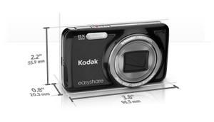 Schönes Zoom: Kodak Easyshare M583 Digitalkamera