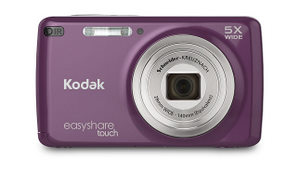 Touch and Shoot: Kodak Easyshare Touch M577 Digitalkamera