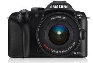 Samsung NX11 System Digitalkamera foto samsung