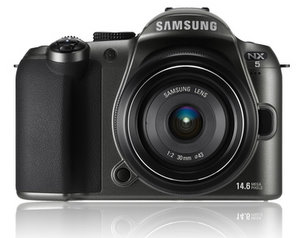 Samsung NX5 System Digitalkamera foto samsung.