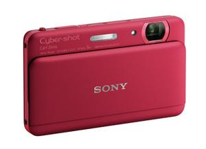 Sony Cyber-shot DSC-TX55 Foto Sony_