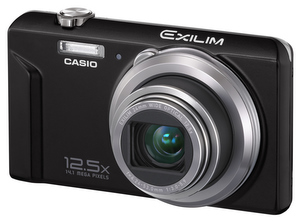 Casio exilim EX-ZS100 Digitalkamera foto casio