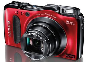 Fujifilm Finepix F600 EXR Digitalkamera foto fujifilm