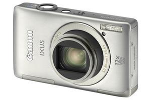 Vorne im Test: Canon Ixus 1100 HS Digitalkamera