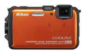 Nikon Coolpix AW100 Digitalkamera foto nikon
