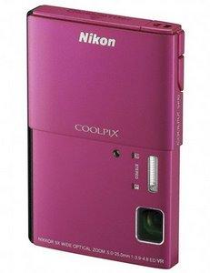 Nikon Coolpix S100 Digitalkamera foto nikon