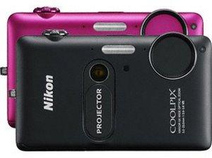 Nikon Coolpix S1200pj Digitalkamera foto nikon